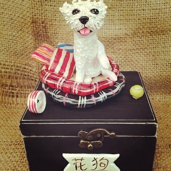 Pet Urn Add Ons blanket, bed or pillows