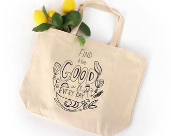 tote bag personalized, christmas gift idea