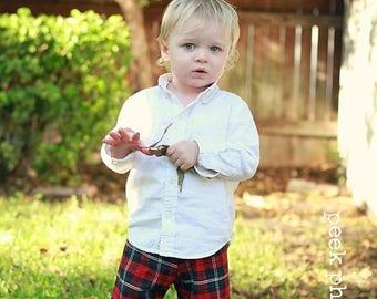 SALE Boys Pants pattern for sizes newborn through 10 youth PDF
