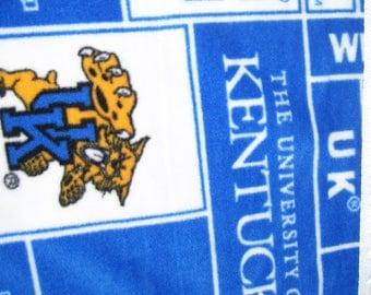 University of Kentucky Blanket