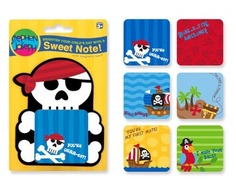 Pirate Sweet Notes Set Pirate Ship (SJ-1077-29)