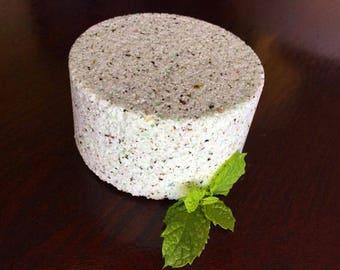 Mint Chocolate Chip Bath Bomb Fizz High Quality Natural