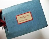 Vintage League of Women Handmade Cookbook, Favorite Recipes