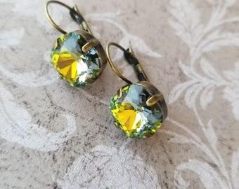 Kitara vintage styled earrings