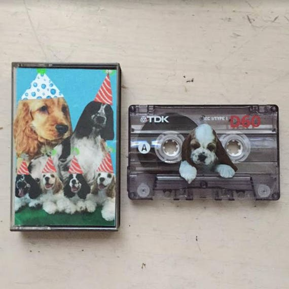 CUSTOM Mixtape (Cassette Tape) Designed and Curated by YOU!