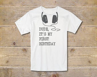 First Birthday Shirt, First Birthday Outfit, Boy's First Birthday Shirt, Boy's Shirt, 1st Birthday Shirt, 1st Birthday Outfit, Party Shirt