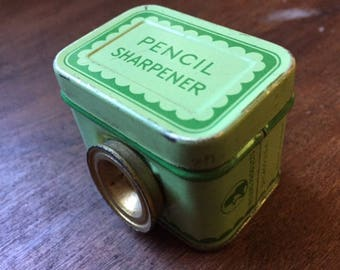 Vintage Willens Products Pencil Sharpener
