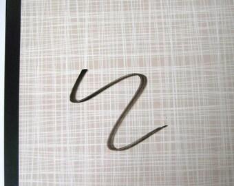 Threads ..Magnet Dry Erase Memo Board / Housewarming Gift / Office Decor / Organization / Desk Accessories/ Message / Coworker / Wall Decor