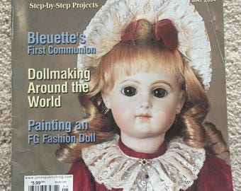 Doll Crafter magazine; May 2004 issue