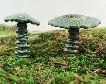 Terrarium Mushroom - DIY Terrarium Accessory - Terrarium Decor - Terrarium Centerpiece - Terrarium Supplies - Fairy Garden Decor