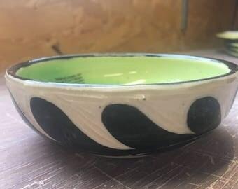 Spring Leaf Small Bowl