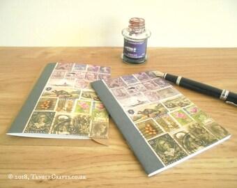 Heather Hills Mini Gift Set - Notebook & Notecard + optional Writing Paper