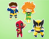 Mutant Stickers