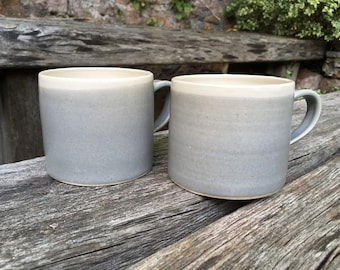 Small   Hand-thrown Stoneware Mug