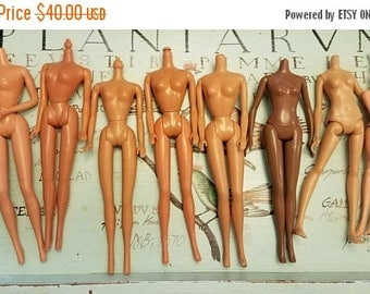 ON SALE now barbies bodies lots