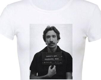 Tim Allen's mugshot 1978 Women's Slim Fit T-Shirt