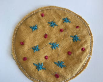 Stars and Dots Patch