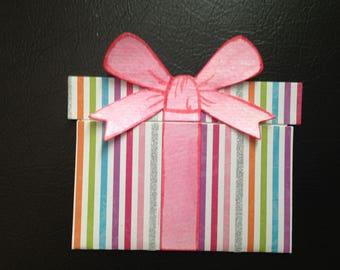 2 Gift card envelopes
