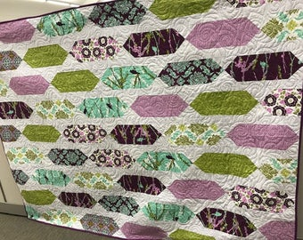 Aviary Coins Quilt