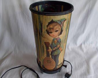 Vintage Eden Lamp With Vintage Wear