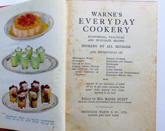 Warne's Everyday Cookery