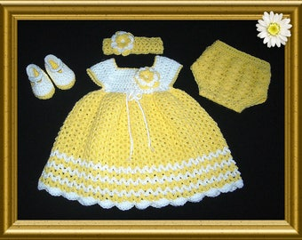 baby dress, baby clothes, crochet baby dress, crochet baby clothes, infant dress, baby girl dress, crochet baby clothes, baby girl outfit