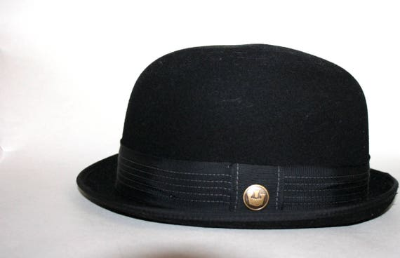 Vintage Stingy Brim Fedora By Goorin Bros Size Medium