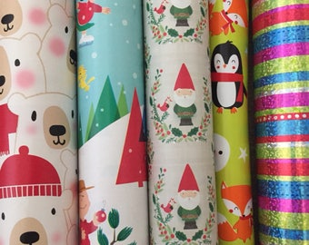 Add Holiday Gift Wrap!