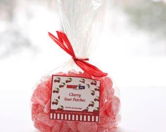 Sour Patch Cherries  Sweet Cherries Sour Cherries