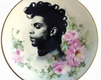 "Prince Portrait Plate - 6.15"""