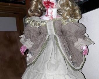 Little dead girl gothic