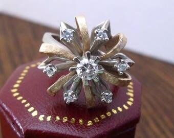 Diamond Ring, April Birthstone