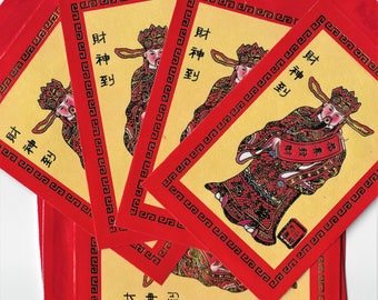 20 Chinese New Year / Good Luck Envelopes