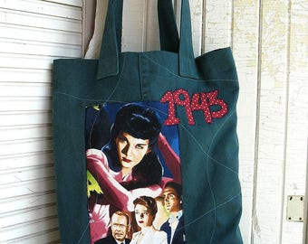 Shopping Bag, Tote Bag, Grocery or other, Zero Waste