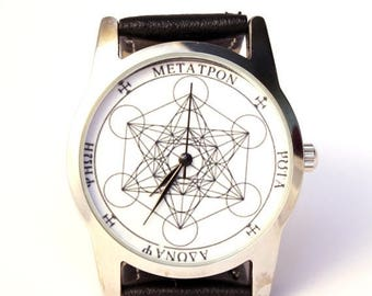 ON SALE 25% OFF Watch Metatrons cube Fruit of life, Tree of life, New age, Flower of life