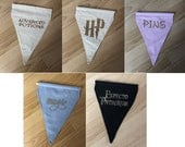 READY TO SHIP - Mini Pin Flags
