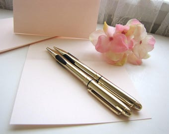 Vintage Pen and Pencil Set Gold Pierre Cardin from AllieEtCie