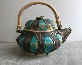 T I D E P O O L : handmade tea set