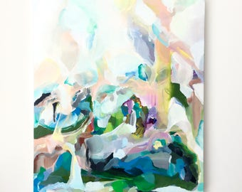 Original Painting - Abstract Painting - Large Abstract Painting - Colourful Painting - Contemporary Art - Expressionism Painting - Painting