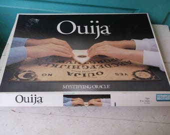 Vintage 1992 OUIJA Board Game Parker Brothers Complete Mystifying Oracle