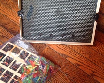 Vintage Working Hasbro 1978 Lite-Brite Toy