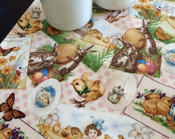 Easter Table Runner | Easter Table Decor | Easter Decoration | Easter Centerpiece | Easter Table Topper | Easter Table Decoration | Home