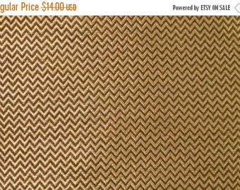 CIJ SALE chevron fabric black and gold fabric brocade fabric indian fabric black brocade fabric - 1 yard - br081