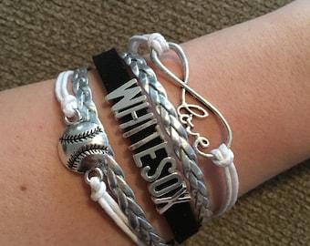 White sox bracelet