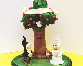Great Sale The Gnomes cake topper