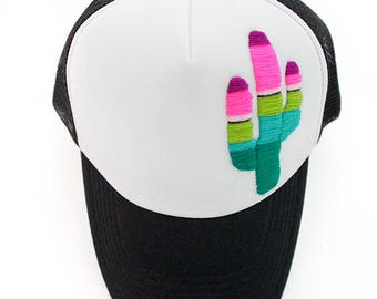 Cactus Trucker Hat by Edger