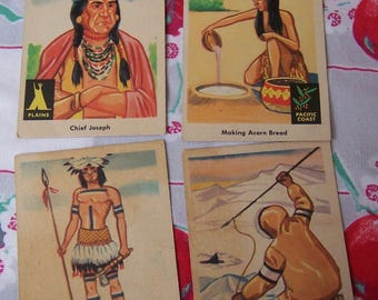 indian gum trading cards