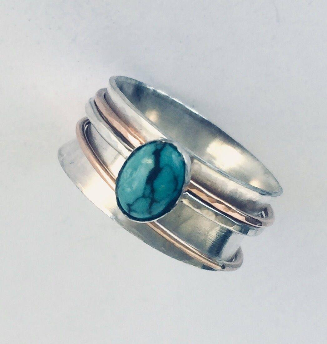 wedding rings for women unique fidget ring mens spinner. Black Bedroom Furniture Sets. Home Design Ideas