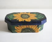 Talavera Sunflower Dish