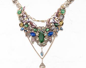 Artemesia Jewel Colour Collar